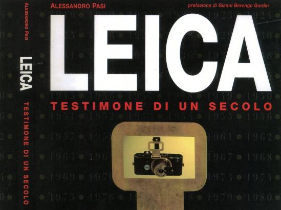 libro Leica fronte