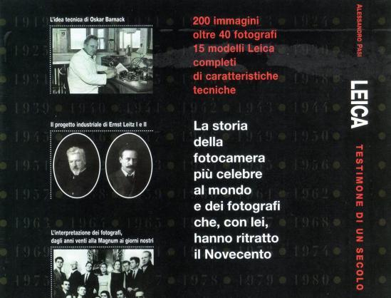 libro Leica retro