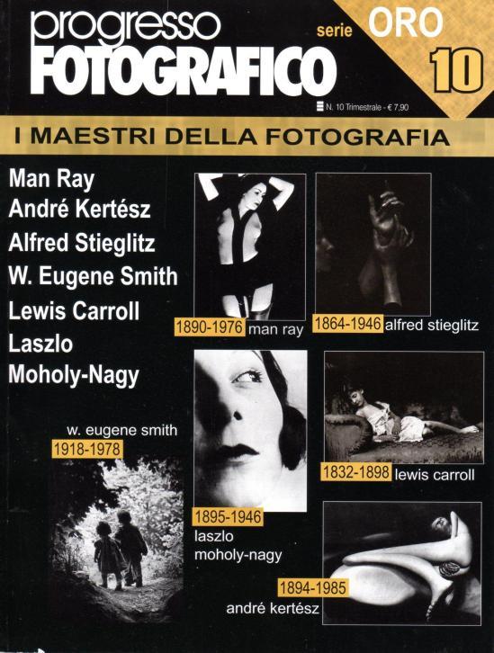 libro maestri fotografia