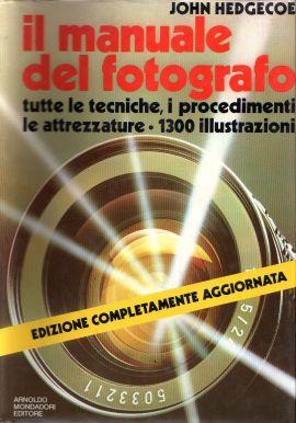 libro manuale foto -fronte