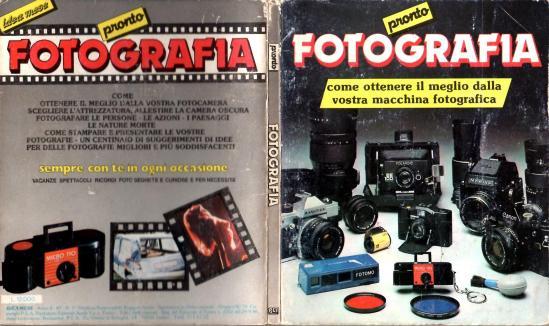 libro - pronto fotografia