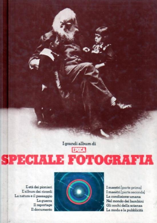libro speciale foto - epoca