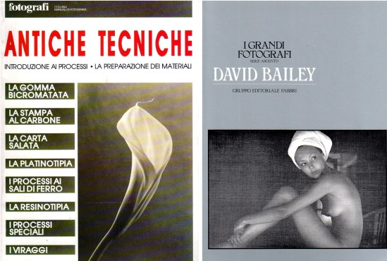 libro - tecniche e bailey