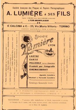 lumiere - catalogo