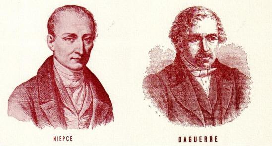 niepce - daguerre