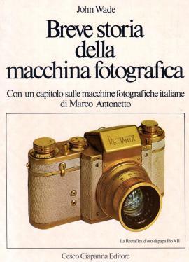 storia della fotocamera