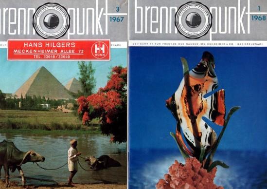 0 due riviste