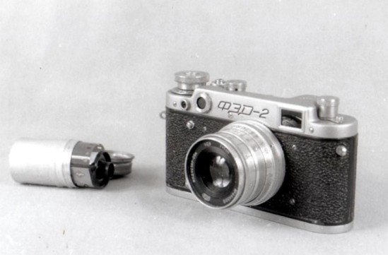 1950 z FED-2 - Russia anni '50