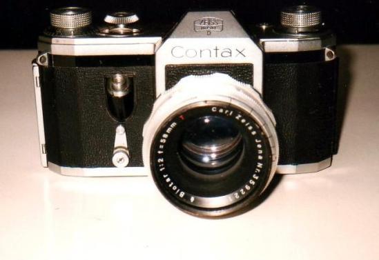 1952 - Contax D