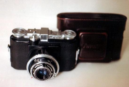 1953 Ferrania Astor 6x6
