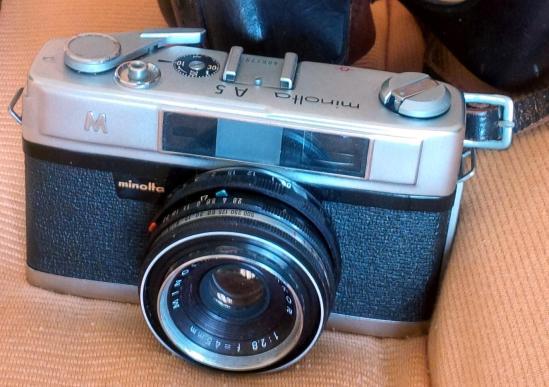 1960 Minolta A5 - 1960
