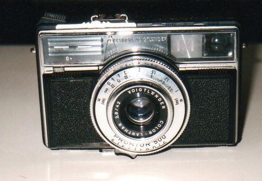 1960 - Zeiss Ikon Voigtlander