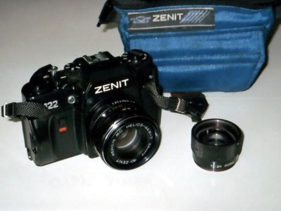 1960 Zenit 122