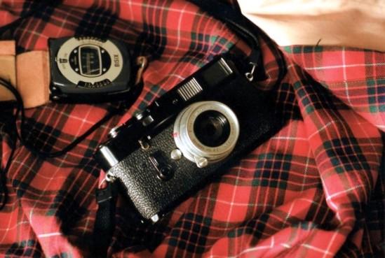 1969 Leica M4 con Elmar 50-2,8