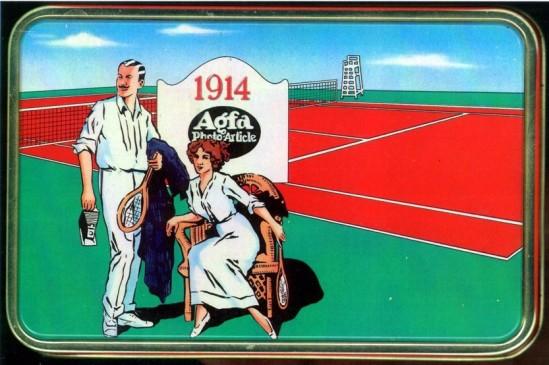 agfa pubblicità 1914