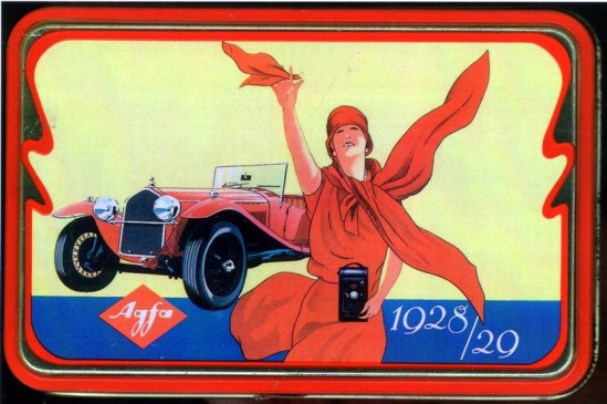 agfa pubblicità 1928