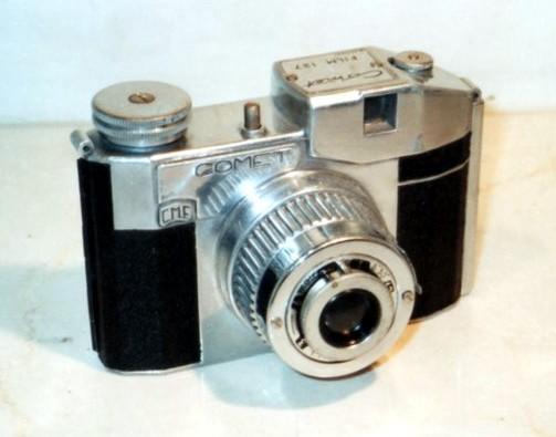 Bencini Comet -formato 127 - 1950
