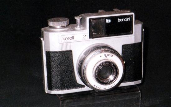 Bencini Koroll 2 6x6 - 1960