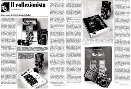 collezionismo - Rollei