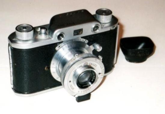 Ferrania condor - 1950