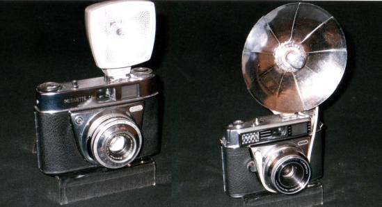 Kodak Retina e Retinette 24x36 - 1960