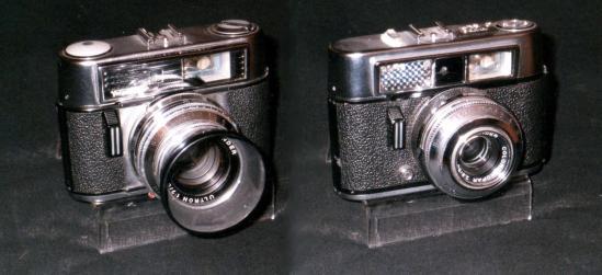 Voigtlander Vitomatic e Vito CLR -1960