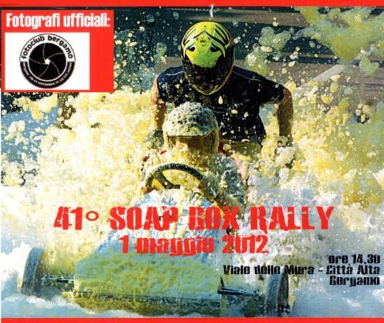 box rally - manifesto FCB b