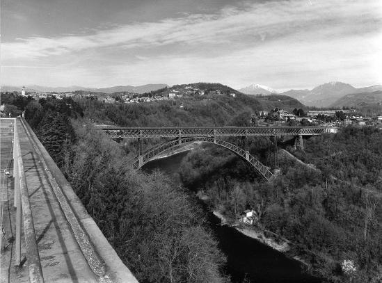 Mapelli Aldo - Il ponte di Paderno d'Adda