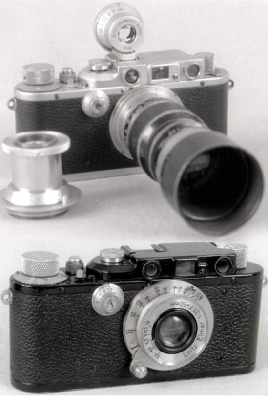 02 Leica III - anni '50