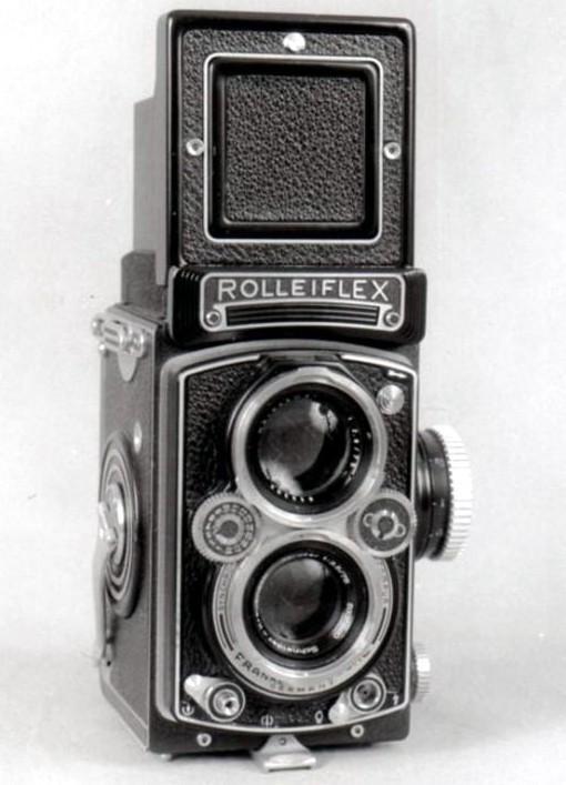 06 Rolleiflex 6x6 Automat C -1958