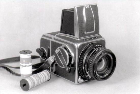 07 Hasselblad 6x6 500 CM - 1970