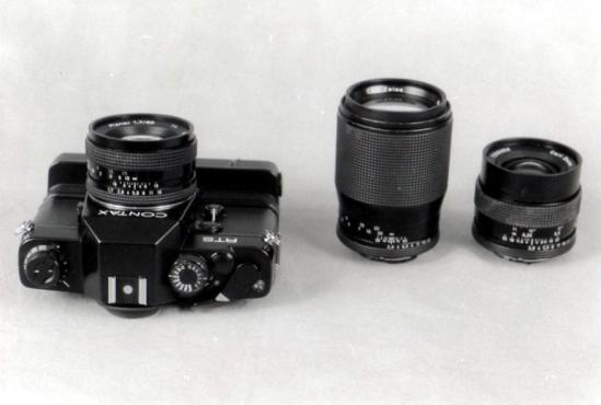 10 Contax RTS - 1975