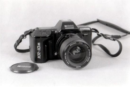 11 Ricoh KR-10M - 1980