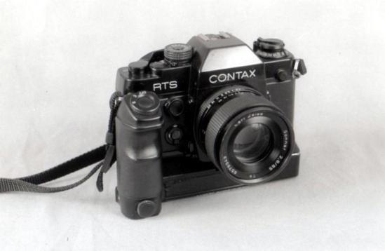 13 Contax RTS II - 1982