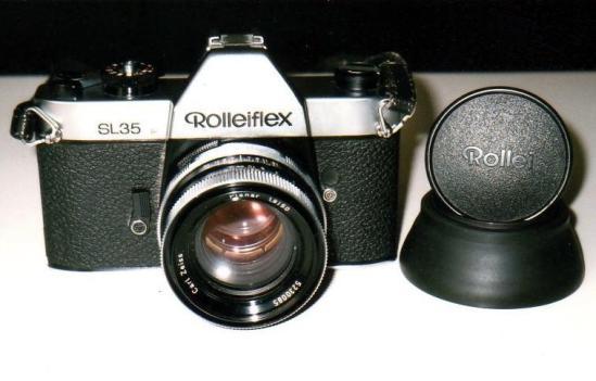 1970 - Rolleiflex SL35