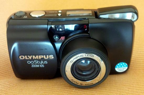 1996 Olympus Stylus 1996