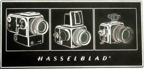 Hasselblad 500CM - depliant