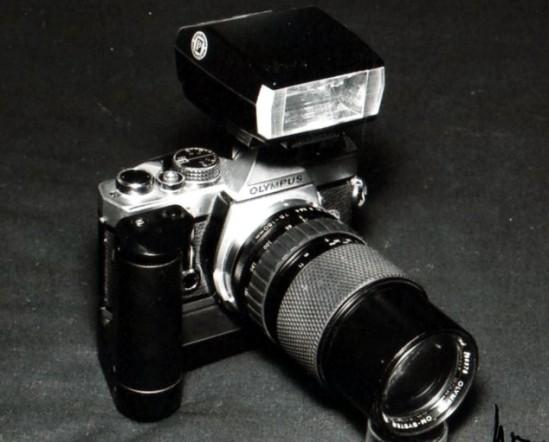 macchine -olympus OM-2N - 1979
