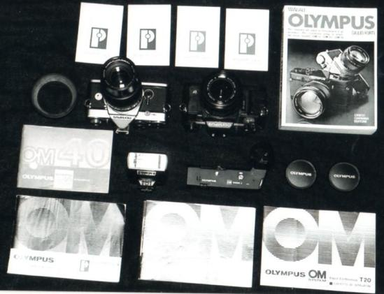 macchine -sistema olympus