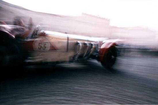 movimento 1 -auto corsa