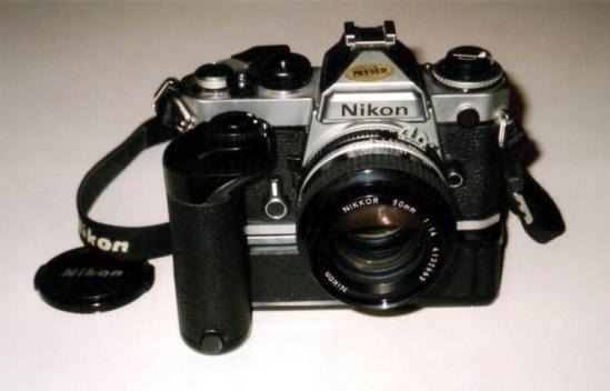 Nikon FE 1978