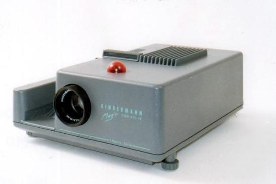 proiettore dia kindermann 2500 AFS-IR -1990