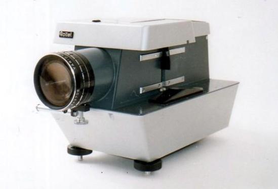proiettore dia Rollei PII -1960
