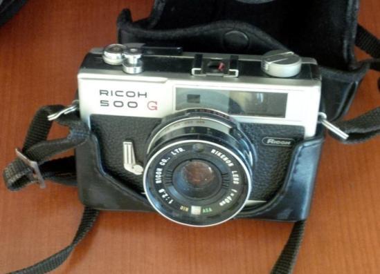 Ricoh 500 G 1972