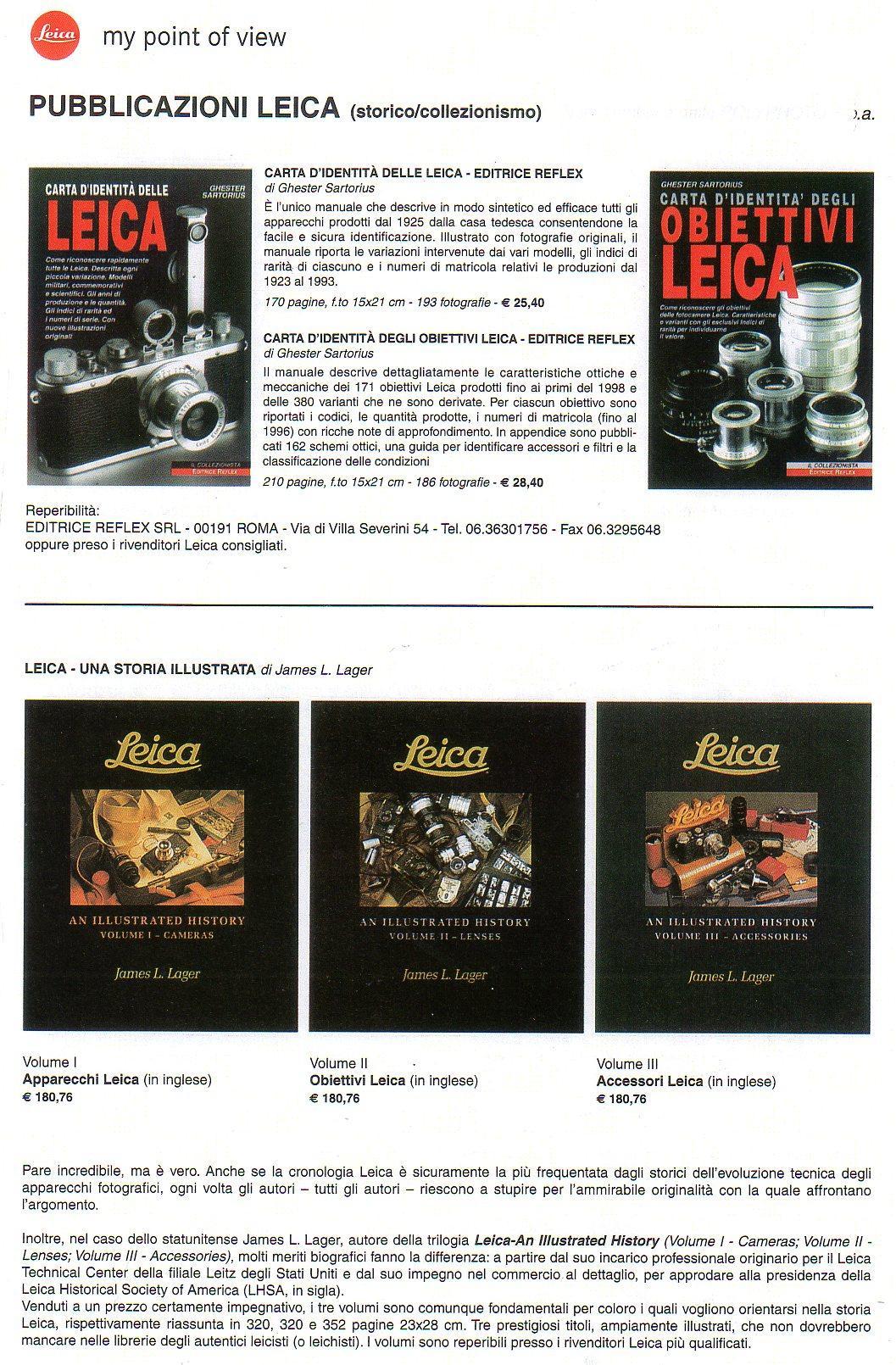 mondo Leica 3