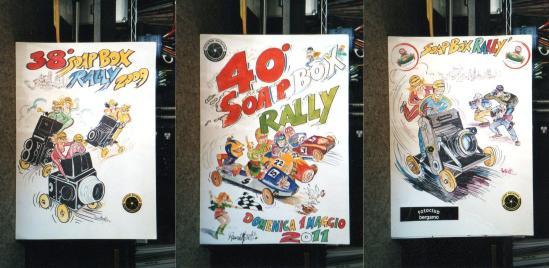 soap box rally
