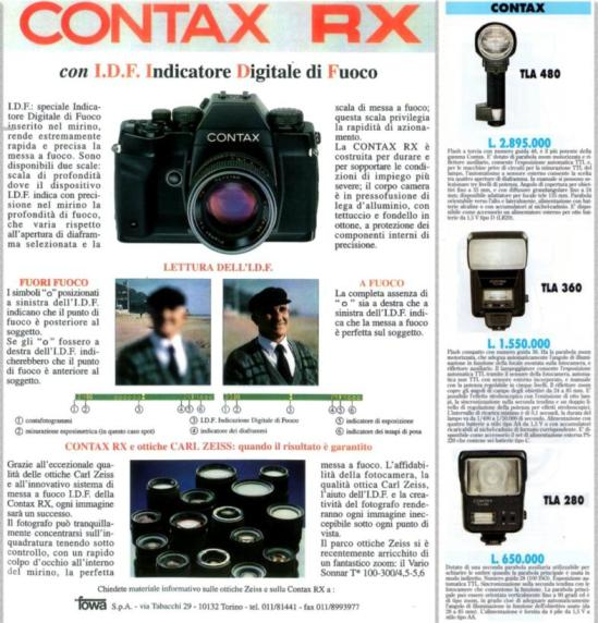 contax 1