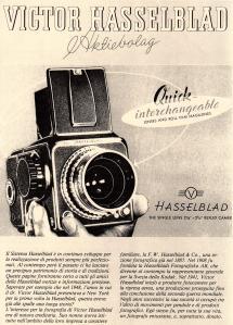 Hasselblad - volantino 1