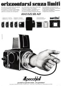 Hasselblad - volantino 2