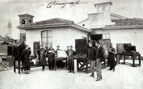 libro - fotografi Bg - retro